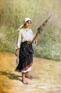 Pictură de Eugen Maximovici