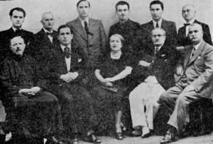 Comitetul Reuniunii PORUMBESCU 1937