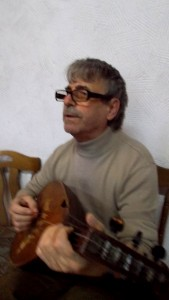 Zicalasul Constantin Irimia cobzar