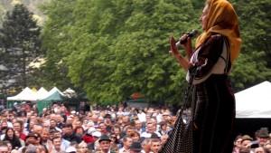 Sofia Vicoveanca in spectacol