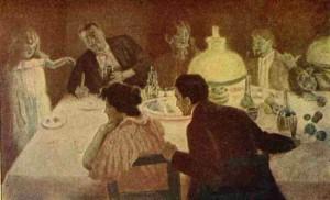 Carcaiun in Italia REALITATEA ILUSTRATA 1929