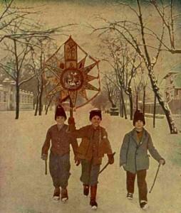 Cu Steaua REALITATEA ILIUSTRATA 1929